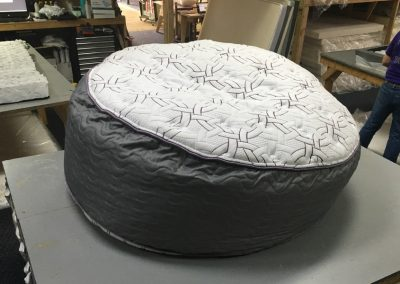 Custom made bean bag