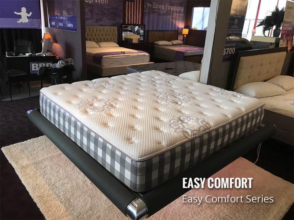 Easy Comfort Series Mattresses Starting At 149 Sioux