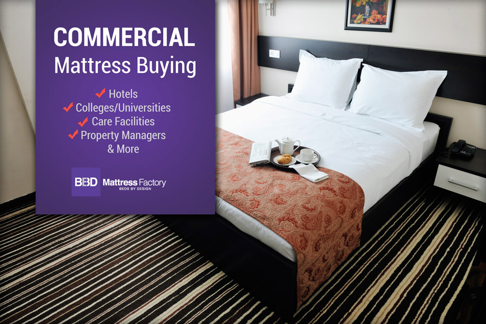 commercial mattress orders for hotels u0026 more