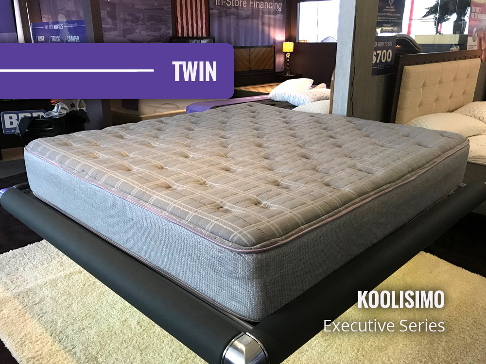 Koolisimo Mattress - Twin