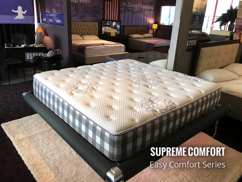 Comfort King Beds Sioux Falls